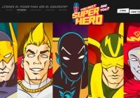 The Next Super Hero