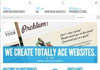 Ghost Horses Website Design