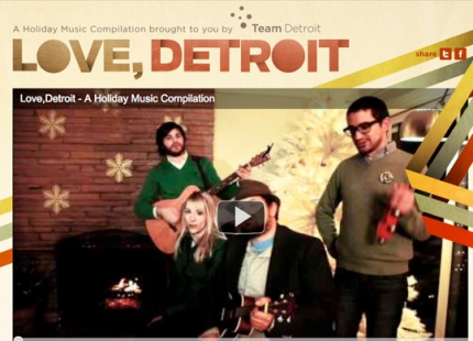 Love Detroit