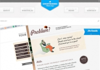 Ghosthorses Website Design