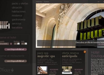 Murmuri Website