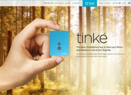 TINKE: Wellness at your fingertips