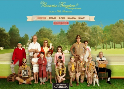 Moonrise Kingdom – Una fuga d'amore